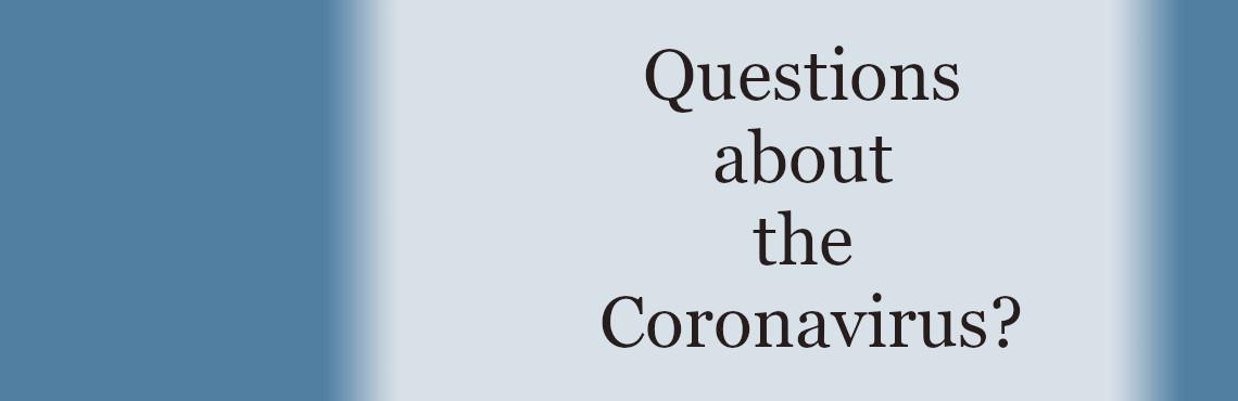 Home Slides – Coronavirus link